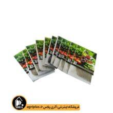 کود بیولوژیک بسته بندی خانگی کارتن ۲۵ عددی