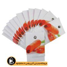 بذر هویج بسته بندی خانگی کارتن ۲۵ عددی