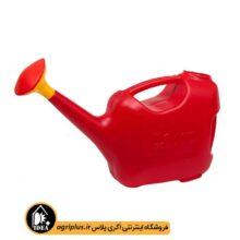 آبپاش ۴ لیتری قرمز گل آوید