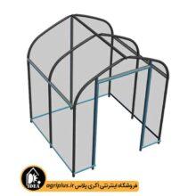 گلخانه خانگی ۶ متری مدل IPG-S1