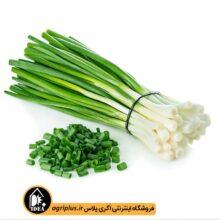 بذر سبزی پیازچه بسته بندی خانگی