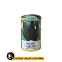 بذر بادمجان دلمه ای بلک بیوتی پروسید بسته ۲۰ گرمی
