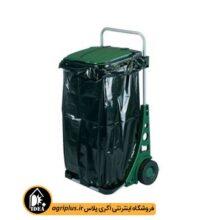چرخ دستی زباله باغبانی BRL – 410 N
