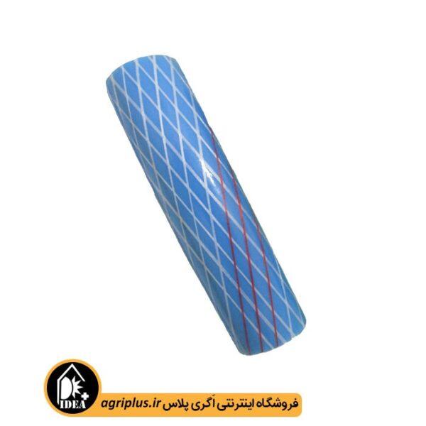 شلنگ_سایز_2/5_نخ_دار_آبی_خانگی