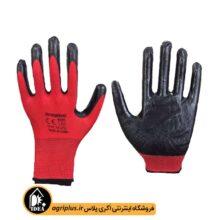 دستکش لایه دار قرمز اعلاء
