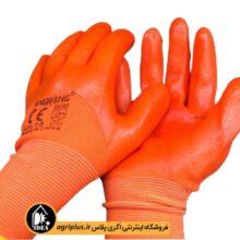 دستکش کار ژله ای