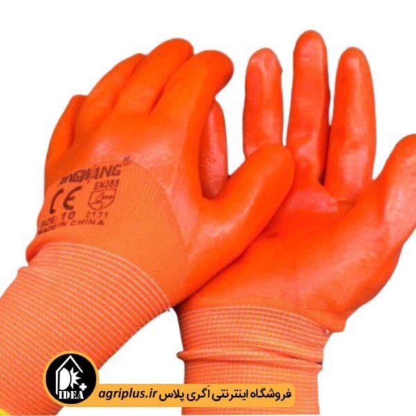 دستکش_کار_ژله_ای